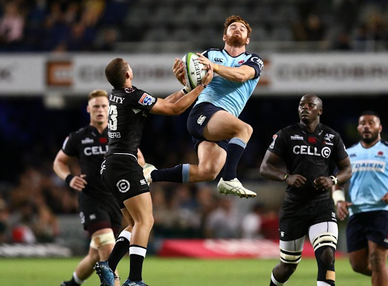 Rugby Union - Monster Bosch penalty rescues sluggish Sharks
