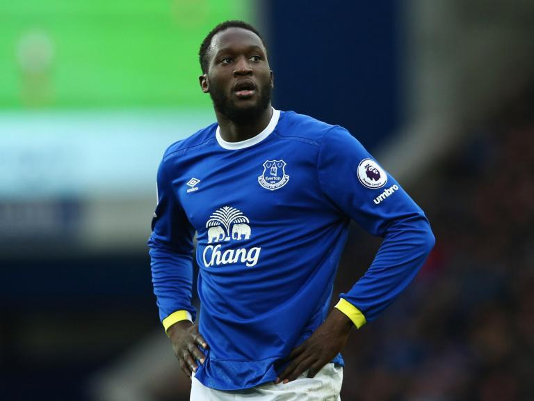 Romelu Lukaku describes rumours of impending transfer from Everton to Chelsea as 'bulls***'
