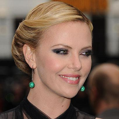 Charlize Theron: Twist Hair Trend