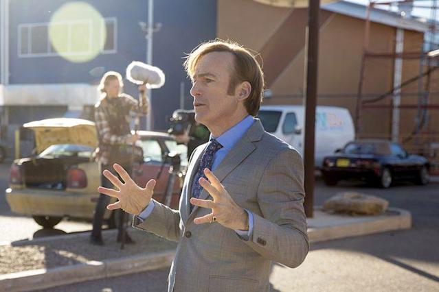 Bob Odenkirk as Jimmy McGill in AMC's 'Better Call Saul' (Photo: Michele K. Short/AMC/Sony Pictures Television)