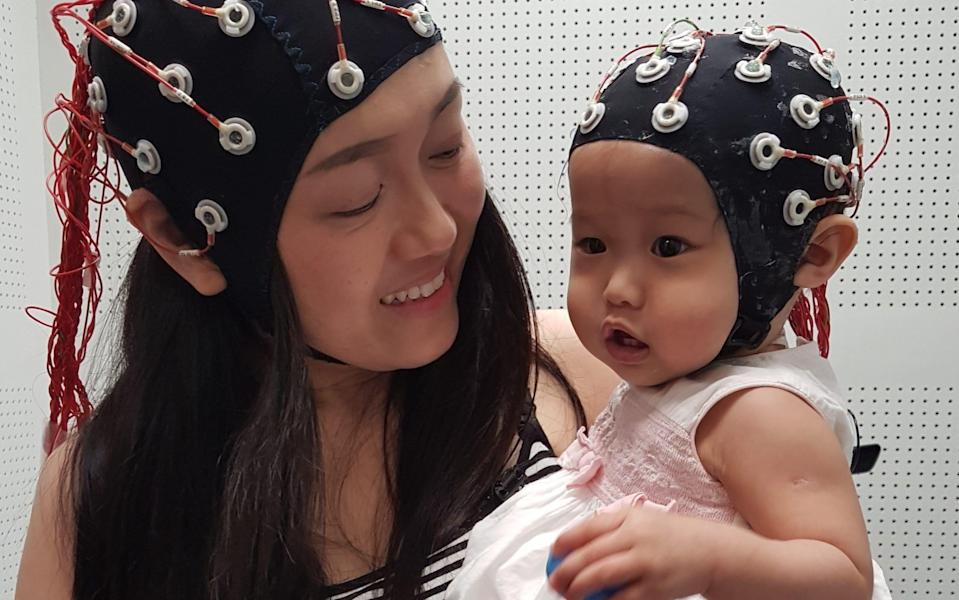 Babies may learn more efficiently when their mothers are happy, a new study suggests - University of Cambridge
