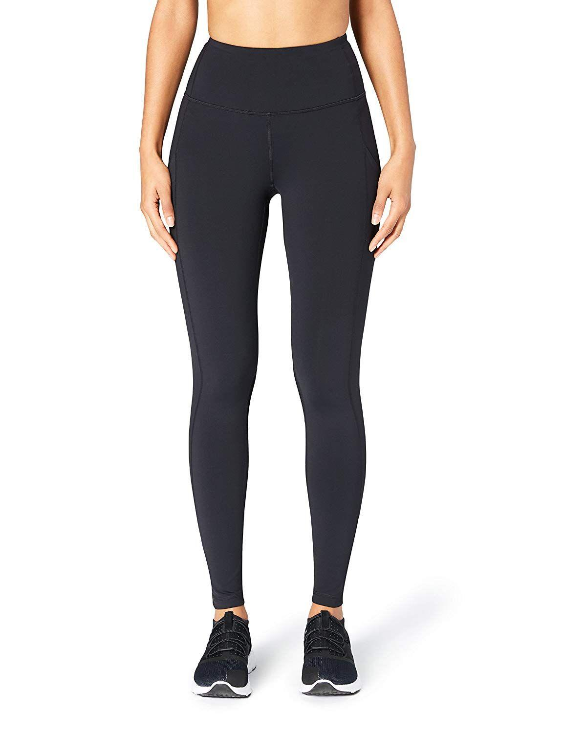 """<h3><a href=""""https://www.amazon.com/Core-10-Womens-Onstride-Legging/dp/B072F5LC87"""" rel=""""nofollow noopener"""" target=""""_blank"""" data-ylk=""""slk:Core 10 Full-Length Legging With Pockets"""" class=""""link rapid-noclick-resp"""">Core 10 Full-Length Legging With Pockets</a> </h3> <p>4.1 out of 5 stars and 75 reviews</p> <p><strong>Promising Review:</strong> According to <a href=""""https://www.amazon.com/gp/customer-reviews/RA663R5LRTHT4/"""" rel=""""nofollow noopener"""" target=""""_blank"""" data-ylk=""""slk:one reviewer"""" class=""""link rapid-noclick-resp"""">one reviewer</a>, these are the """"holy grail"""" of leggings, particularly for plus-size shoppers. And while she notes they are expensive, you can score this pair at almost half the price during Prime Day: """"It's not easy to find a pair of leggings that won't roll down during runs but I didn't have to adjust these once during my last race. The feel of these leggings was great as well. They had a degree of compression to them where I felt secure, but not so much where I felt suffocated. I wish they weren't so expensive, but they are definitely quality leggings and I will probably be ordering more.""""</p> <br> <br> <strong>Core 10</strong> Core 10 Women's (XS-3X), $34.3, available at <a href=""""https://www.amazon.com/Core-10-Womens-Onstride-Legging/dp/B071NQ9B8Z"""" rel=""""nofollow noopener"""" target=""""_blank"""" data-ylk=""""slk:Amazon"""" class=""""link rapid-noclick-resp"""">Amazon</a>"""