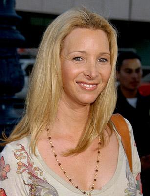 "Premiere: <a href=""/movie/contributor/1800018656"">Lisa Kudrow</a> at the Beverly Hills premiere of The Weinstein Company's <a href=""/movie/1809723348/info"">Sicko</a> - 6/26/2007<br>Photo: <a href=""http://www.wireimage.com"">Gregg DeGuire, WireImage.com</a>"