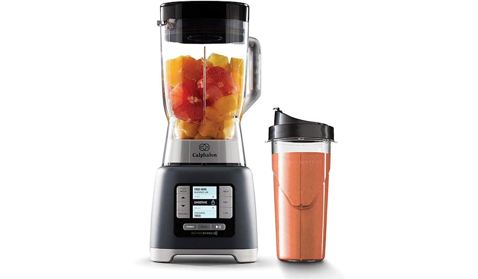 All it needs are your favorite fruits and veggies. (Photo: Amazon)