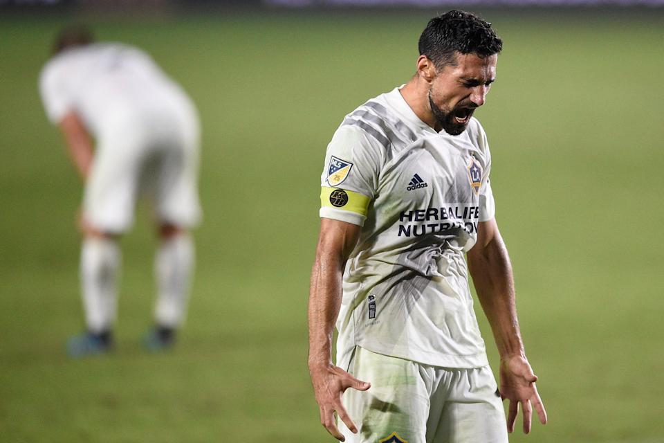 LA Galaxy midfielder Sebastian Lletget is under investigation after posting a video of himself in which he uses an anti-gay slur.