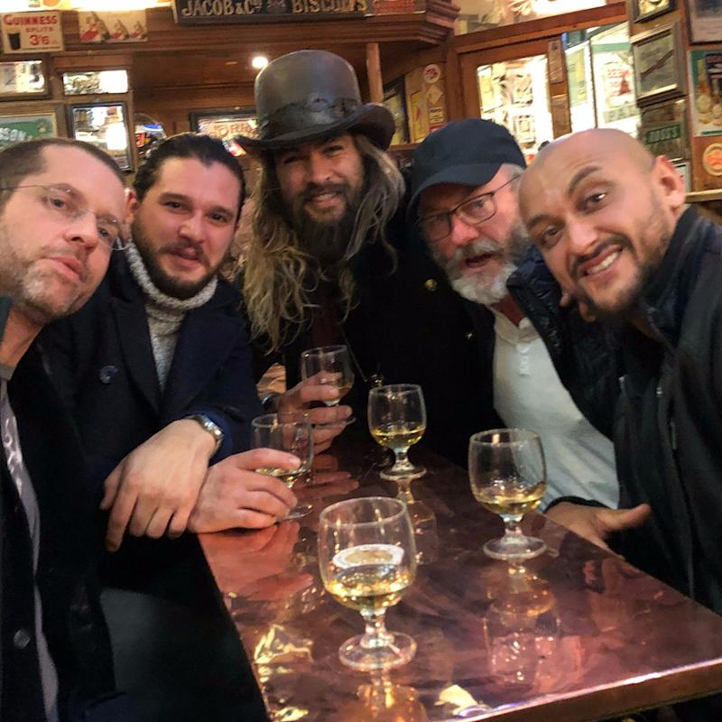Jason Momoa Family: Just Reunited With His