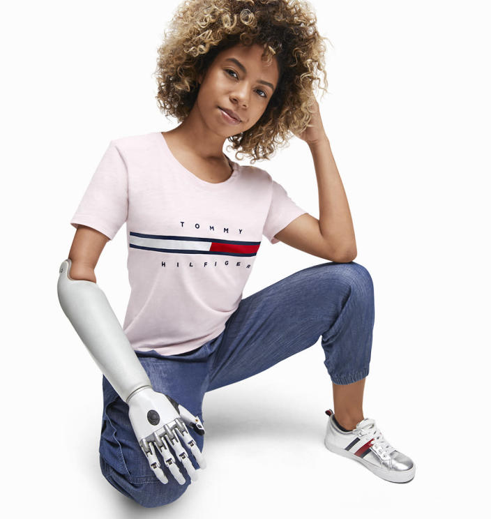 The Adaptive collection by Tommy Hilfiger offers a range of clothes for disabled adults and children.