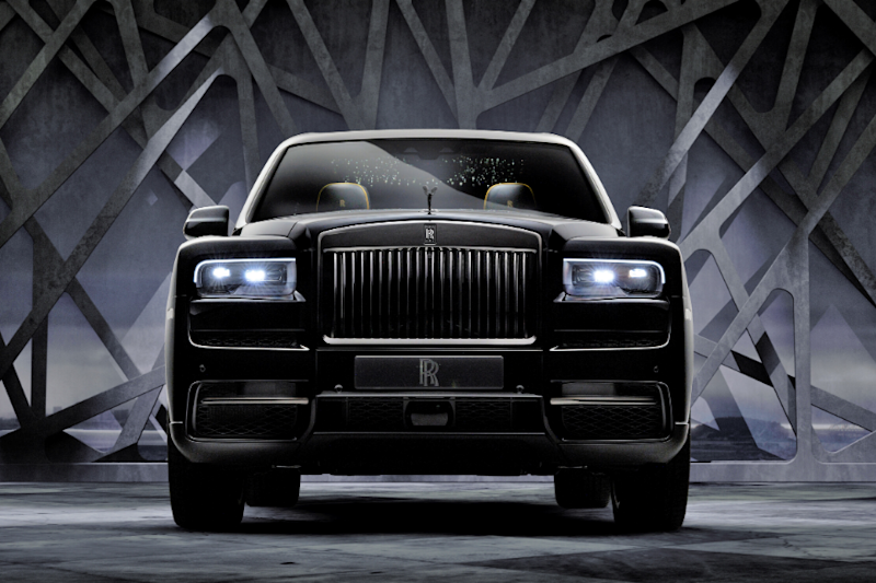 Rolls Royce Black Badge Cullinan Launched in India at Rs 8.2 Crore