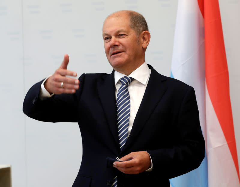 Germany's Scholz plans 2021 budget with new debt of over 80 bln euros - source