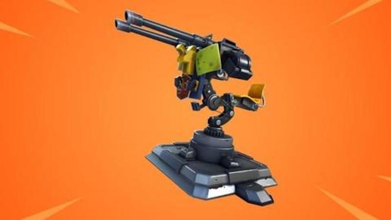 #GamingBytes: Fortnite will get Mounted Turret soon