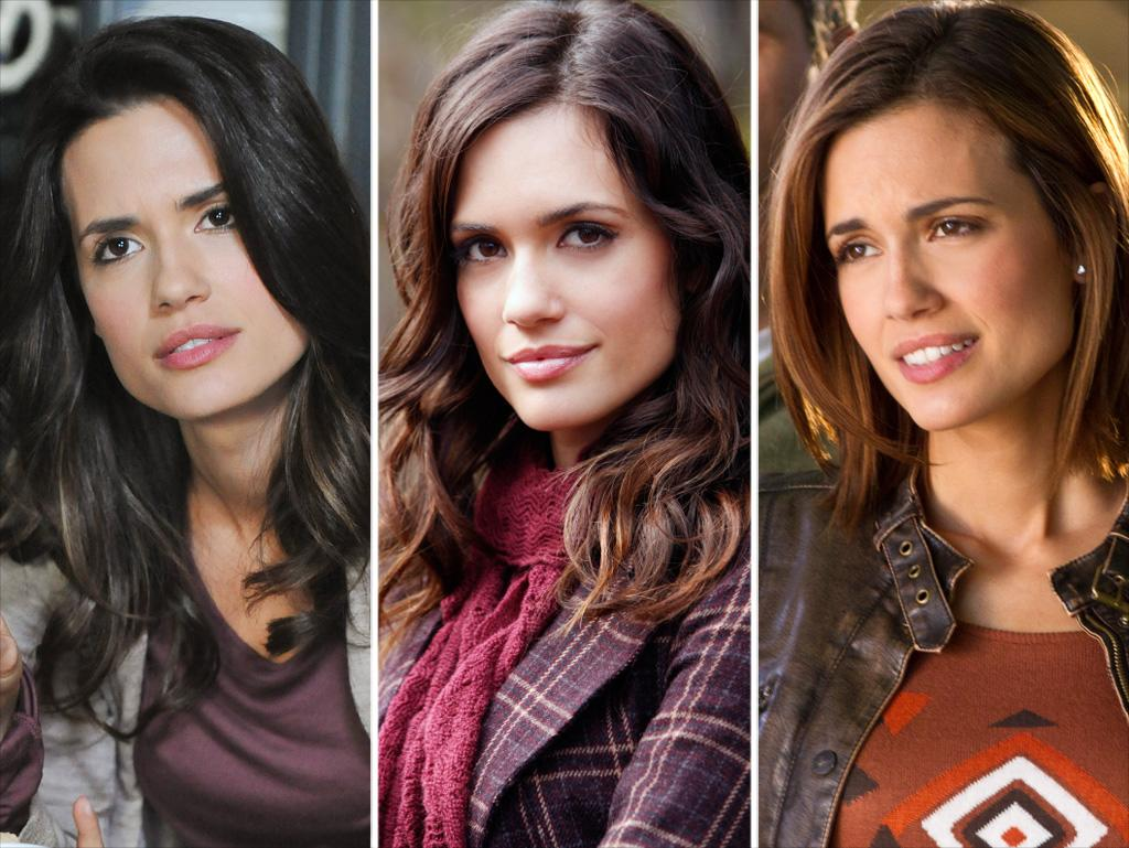 "<strong>Torrey DeVitto<br />Shows:</strong> ""Pretty Little Liars,"" ""The Vampire Diaries,"" ""Army Wives""<br /><br />A brilliant business mind, a doctor in a town full of vampires, and a truck driver -- DeVitto really does do it all and see it all in her three roles. On ""Army Wives,"" she's a driver struggling with a new sergeant husband and blended family. She gets to play catty on ""Pretty Little Liars"" as the manipulative Melissa. And on ""The Vampire Diaries,"" she's appeared opposite husband Paul Wesley as a doctor who doesn't mind using vampire blood to heal the sick."