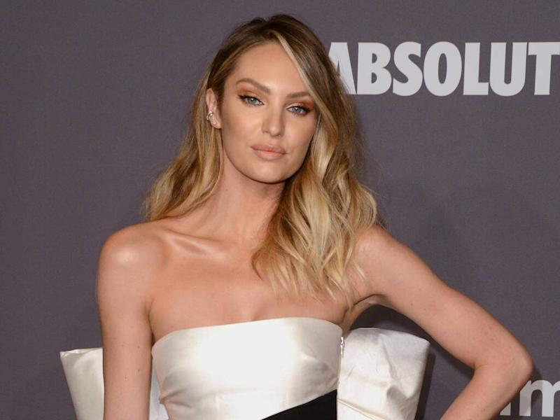 Candice Swanepoel has met some of her 'favourite people' on social media
