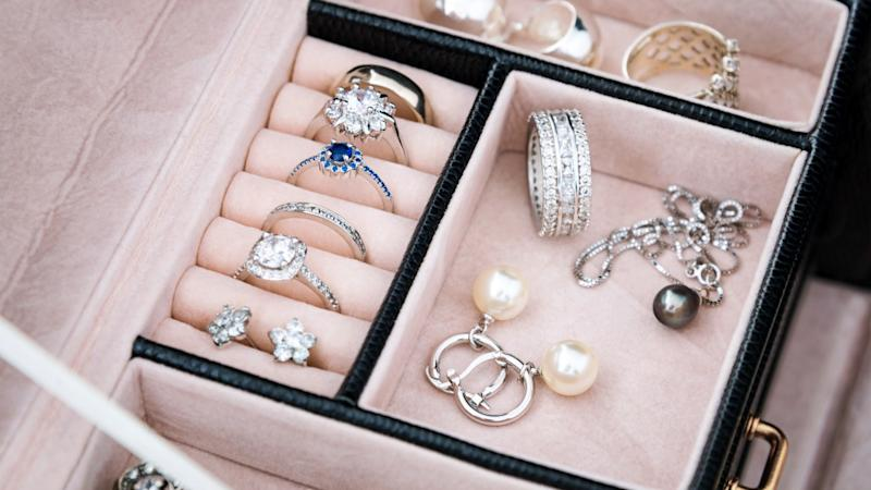 Chic & Clever Jewelry Boxes to Properly Organize Your Accessories
