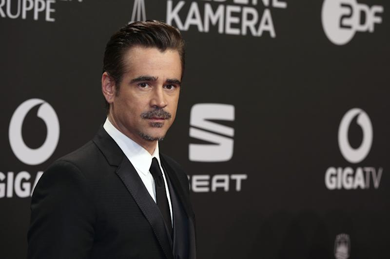 Colin Farrell in Talks to Star in Tim Burton's 'Dumbo'