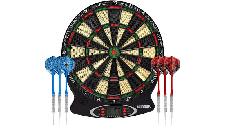Winmau Softip Electronic Dartboard