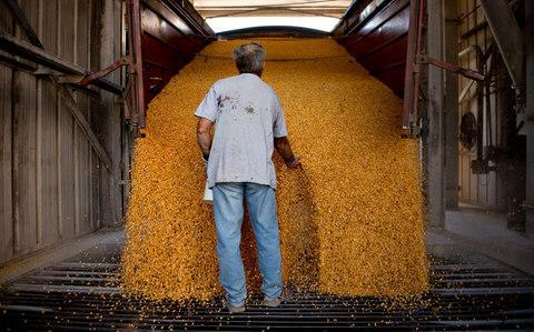 "A major trade war could be in the offing as the EU strikes back against US tariffs with threats to slap import taxes on hundreds of major US products. From sweetcorn and cranberries to cigars and bourbon - as well as make-up, bed linen, ventilators and motor boats -swathes of US-made or grown products face steep new charges when sold into the EU. Donald Trump claimed ""trade wars are good, and easy to win"" as he imposed new charges on imports of steel and aluminium into the US. Now farmers and factories across the country are set to see their goods become less competitive in a major market. Corn from the US is also in the EU's sights Credit: Daniel Acker/ Bloomberg Trucks, handkerchiefs, hose pipes, shoes, and porcelain ornaments are among the other products facing tariffs. America's own steel and aluminium-makers are also among those targetted by Brussels. Metal products from stainless steel wire to iron fencing are on the list, as tubes, pipes, bars and rods of metals all face charges. The EU's consultation on the proposals is set to run for 10 days. The document said the process would include ""the suspension of tariff concessions and the imposition of new or increased customs duties"". Trade rules do not require the retaliation to come in the same sector as the US's tariffs. But the aim must be to make sure the retaliation is ""substantially equivalent"" in its overall effect. When a country (USA) is losing many billions of dollars on trade with virtually every country it does business with, trade wars are good, and easy to win. Example, when we are down $100 billion with a certain country and they get cute, don't trade anymore-we win big. It's easy!— Donald J. Trump (@realDonaldTrump) March 2, 2018 Brussels must also seek to make sure the customers in the EU who rely on the US imports can find the goods elsewhere, and that the measures are designed to push the US to comply with trade rules. One additional problem is that the US has argued the tariffs are needed on national security grounds - as steel and aluminium are used for the defence industry - which is a valid reason under World Trade Organisation rules and so would have to be challenged in court by the EU. ""The Commission services have identified products originating in the United States of America that could potentially be subject to the possible suspension of concessions, as a first step, and to the possible additional import duties, as a second step,"" the European Commission said. ""These products, or a subset of them, may be affected only if necessary and in a proportionate manner, in line with the requirements of the Enforcement Regulation."""