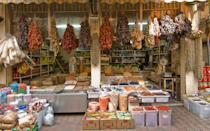 "<p>Lebanon's capital city, Beirut, is <a rel=""nofollow noopener"" href=""http://www.travelandleisure.com/articles/beirut-aishti-foundation-museum"" target=""_blank"" data-ylk=""slk:having a bit of a cultural renaissance"" class=""link rapid-noclick-resp"">having a bit of a cultural renaissance</a>—and it's not just new museums like the striking Aïshti Foundation that have attracted international attention. There's arguably no better way to sense the friendliness and enthusiasm of Beiruties than by enjoying fresh a meal at Tawlet, a fantastic Lebanese restaurant in the hip Mar Mikhael neighborhood (order goat tartare and the unusual mountain specialty, <em>h'risset 'akkub: </em>a lamb porridge with wild thistle). Even breakfast here is exciting: order Al Soussi's <em>fatteh, </em>a traditional dish of toasted pita, chickpeas, yogurt, and pine nuts. </p>"