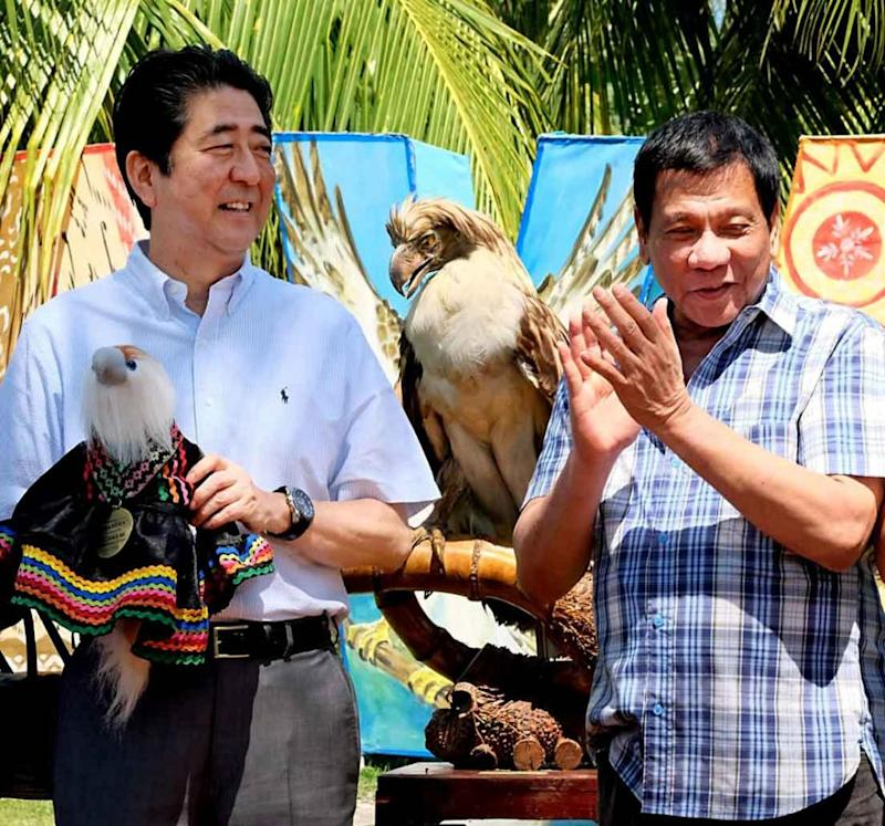 Mindanao to gain from Abe visit