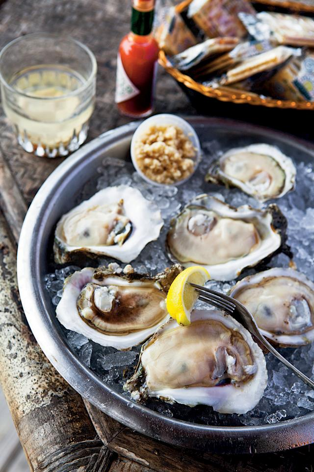 Best Oysters In Panama City Beach Florida