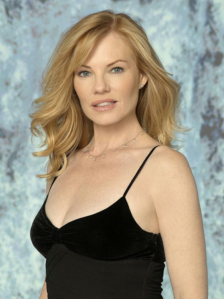 """Marg Helgenberger stars as Catherine Willows in """"CSI: Crime Scene Investigation."""""""