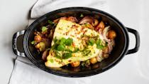 "<a href=""https://www.bonappetit.com/recipe/roast-fish-with-curry-butter?mbid=synd_yahoo_rss"" rel=""nofollow noopener"" target=""_blank"" data-ylk=""slk:See recipe."" class=""link rapid-noclick-resp"">See recipe.</a>"