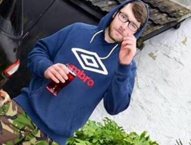 Higgins, 22, allegedly swerved at Mr Gadd to 's**t him up', the court heard. (Wales News)