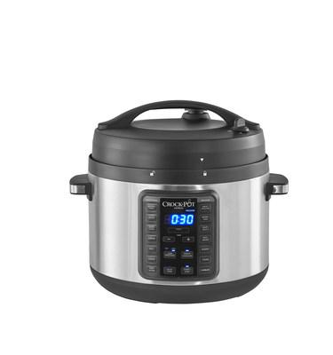 Crock-Pot® Express 10-Quart 9-in-1 Pressure Cooker with Easy Steam Release
