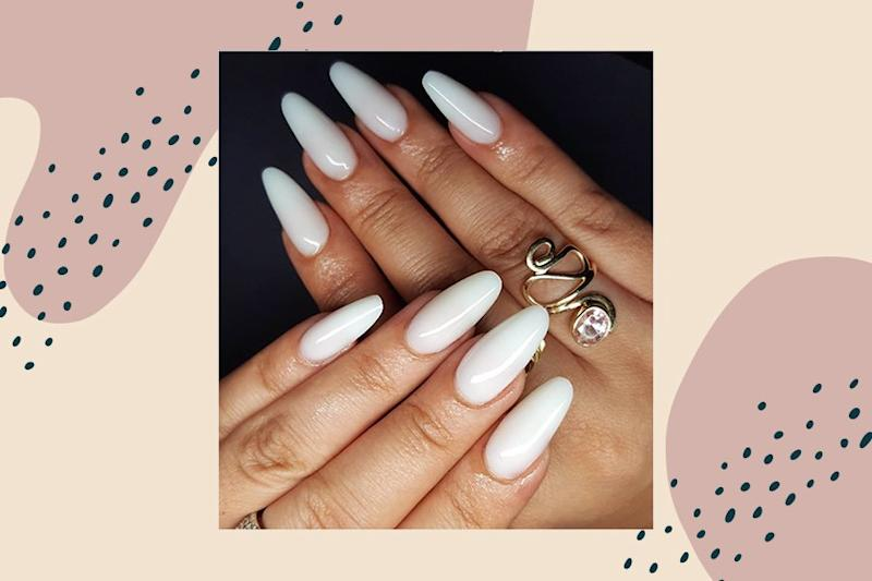 Milky nails are the dreamiest new nail trend you need to try