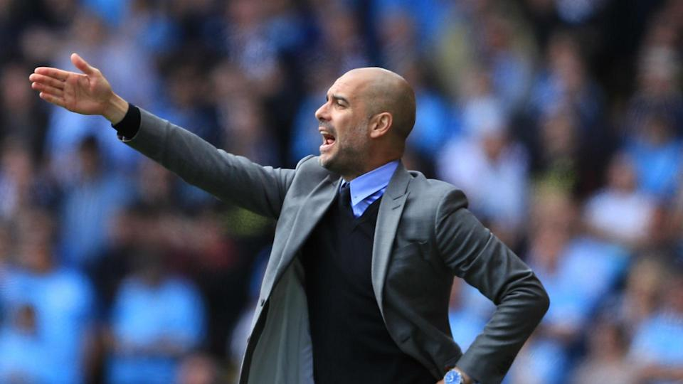 Pep Guardiola has bought big and will try to win Manchester City's third Premier League title this year. (Omnisport)