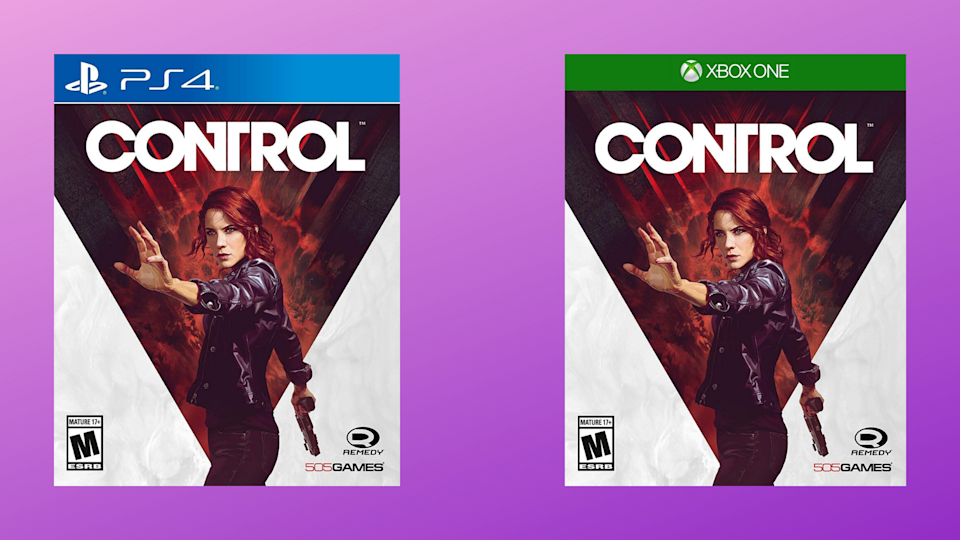 Control for PS4 and Xbox One. (Photo: Walmart/Amazon)