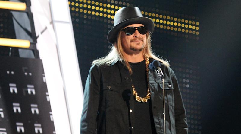 Kid Rock Goes Off In Politically Charged Tirade At Michigan Concert