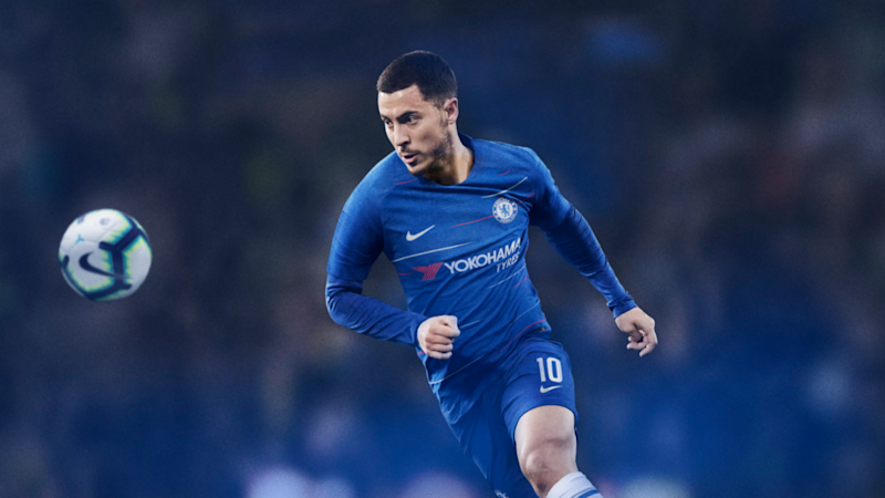 Chelsea unveil new home kit for the 2018-19 season 02cb4dade