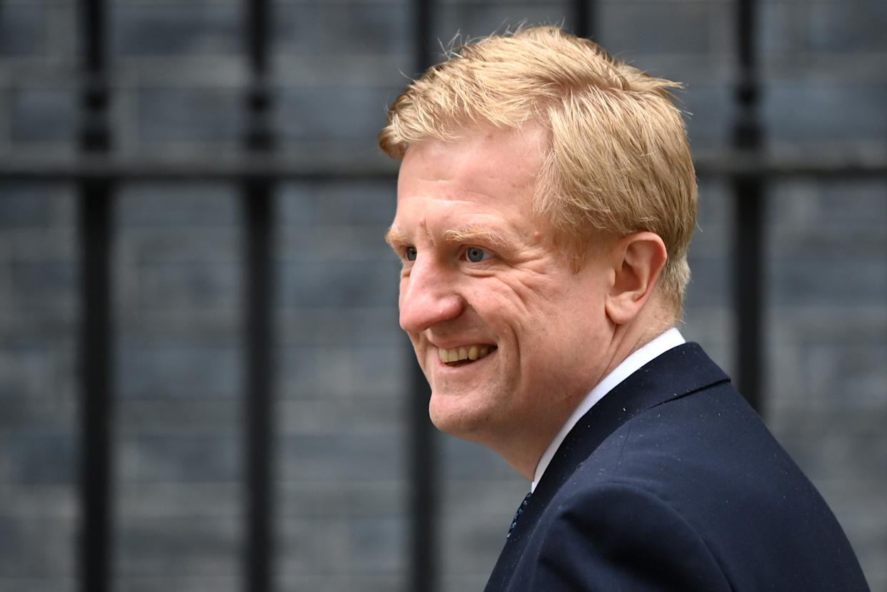 Secretary of State for Digital, Culture, Media and Sport, Oliver Dowden.