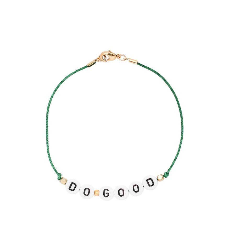 "<p>Create a bracelet with her initials, nickname, or current mood. Customize a pair as friendship bracelets.</p> <p><strong>To buy:</strong> $29; <a href=""https://www.experimentaljewelleryclub.com/collections/bracelets/products/classic-personalized-beaded-bracelet"" target=""_blank"">experimentaljewelleryclub.com</a>.</p>"