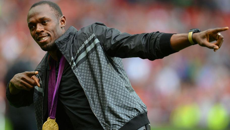 Usain Bolt set to play for Manchester United as Olympic ...