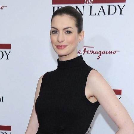Anne Hathaway's crop explained