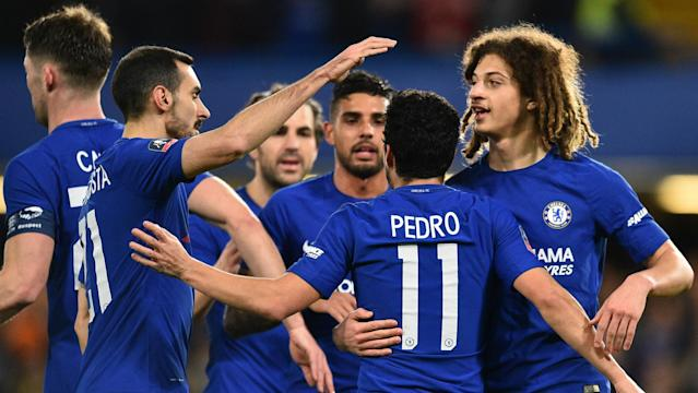 The Blues battered lesser opposition at Stamford Bridge on a perfect night with the Catalan giants next in town with the return of European football
