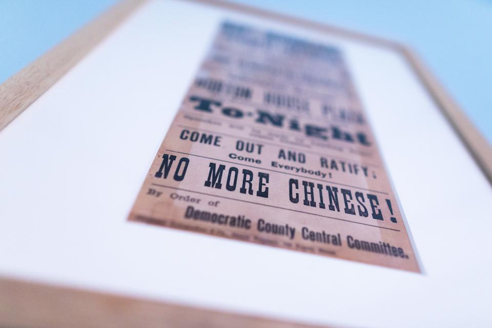 In the 19th century,Asian women were barred from entering the U.S. because of the racist and sexist assumption that they were prostitutes. (Photo: picture alliance via Getty Images)