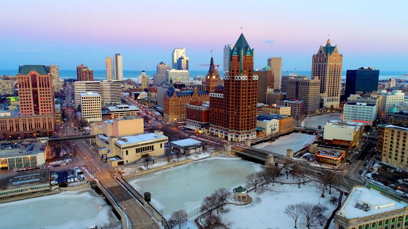 Milwaukee was picked as the site of the 2020 Democratic National Convention.