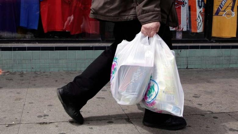 Should P.E.I. ban single-use plastic bags?