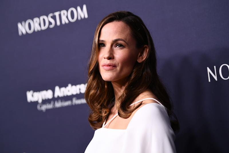 Jennifer Garner is looking forward to changes that might come from the increased discussion about sexual harassment and assault.