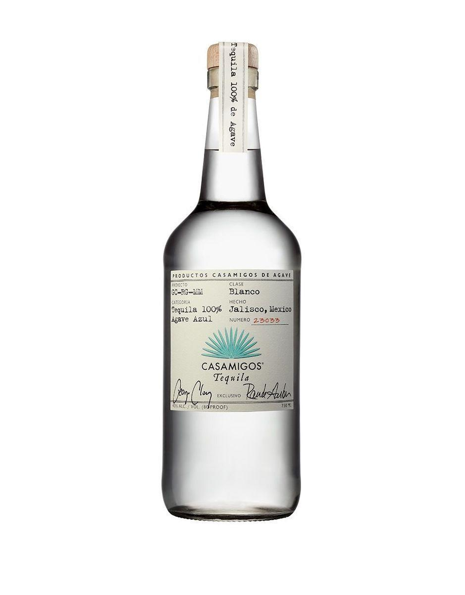 "<p><strong>Casamigos</strong></p><p>reservebar.com</p><p><strong>$45.00</strong></p><p><a href=""https://go.redirectingat.com?id=74968X1596630&url=https%3A%2F%2Fwww.reservebar.com%2Fproducts%2Fcasamigos-blanco-750ml&sref=https%3A%2F%2Fwww.delish.com%2Fentertaining%2Fg31903538%2Fbest-tequila-brands%2F"" rel=""nofollow noopener"" target=""_blank"" data-ylk=""slk:BUY NOW"" class=""link rapid-noclick-resp"">BUY NOW</a></p><p>You've probably heard of Casamigos tequila, given the fact it's the brainchild of George Clooney and Rande Gerber. If you want a bottle that will make you seem super classy and refined without trying too hard, this is it. And the taste is just like the people who created it—smooth. </p>"