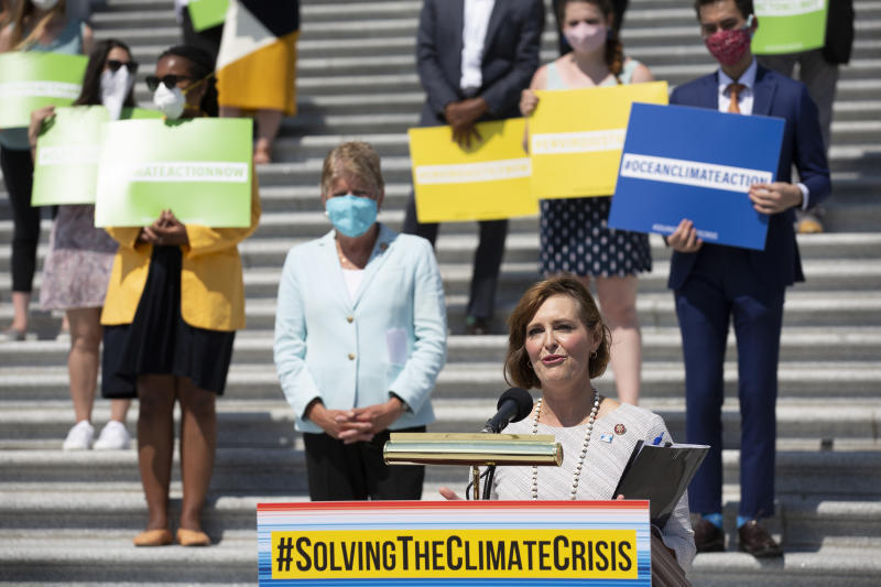 House Democrats Unveil Climate Crisis Action Plan