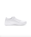 "<p><strong>Puma</strong></p><p>macys.com</p><p><strong>$65.00</strong></p><p><a href=""https://go.redirectingat.com?id=74968X1596630&url=https%3A%2F%2Fwww.macys.com%2Fshop%2Fproduct%2Fpuma-womens-carina-leather-casual-sneakers-from-finish-line%3FID%3D9511047&sref=https%3A%2F%2Fwww.seventeen.com%2Ffashion%2Ftrends%2Fg32826210%2Fclassic-white-sneakers%2F"" rel=""nofollow noopener"" target=""_blank"" data-ylk=""slk:Shop Now"" class=""link rapid-noclick-resp"">Shop Now</a></p><p>My favorite go-to shoes? A pair of sleek leather sneakers. Duh. </p>"