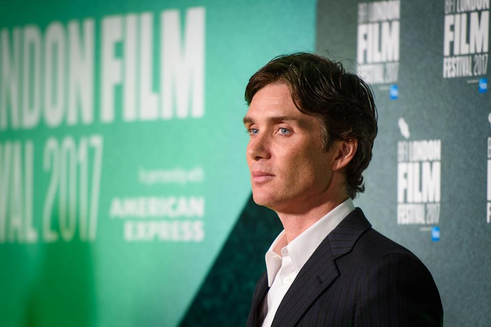 Cillian Murphy arriving at the London Film Festival Premiere of The Party, at the Embankment Gardens cinema, London. Picture date: Tuesday October 10th, 2017. Credit: Matt Crossick/ EMPICS Entertainment.