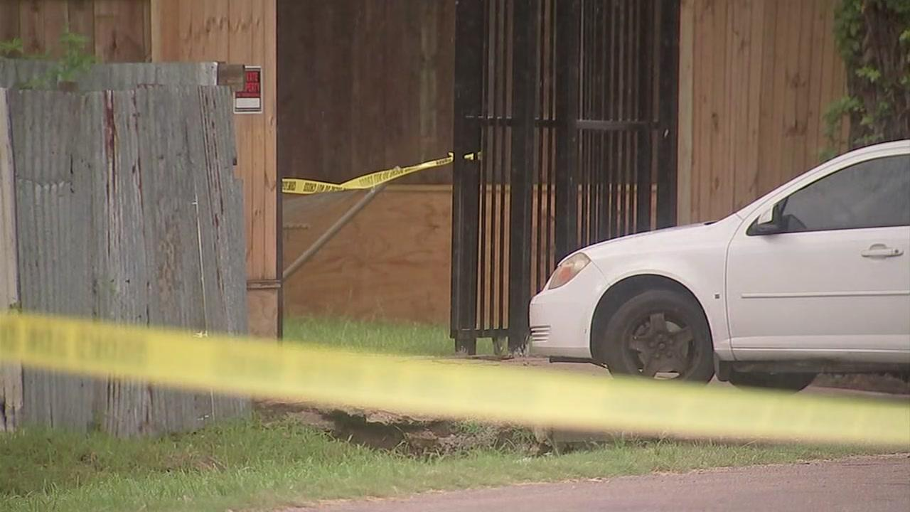 Houston Police say a 2-year-old boy died from what officials say appeared to be a self-inflicted gunshot wound to the head.
