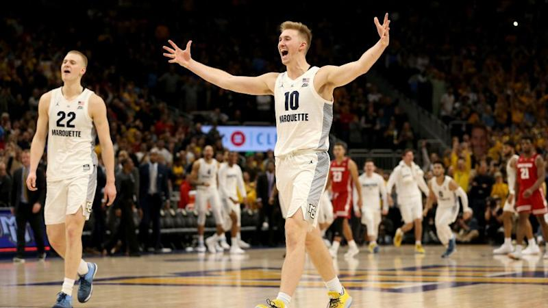 Marquette forward Joey Hauser transferring to Michigan State