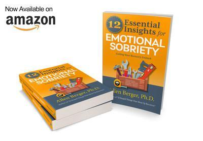 """""""12 Essential Insights for Emotional Sobriety"""" by Allen Berger, Ph.D., is the #1 New Release in 12-Step Programs, available on Amazon at https://bit.ly/12Insights"""