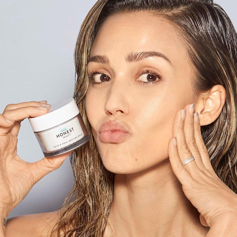 """<p>Honest Beauty is just one branch of Jessica Alba's Honest empire, but — and this will come as a shock to approximately no one — it's our favorite branch. The collection of makeup and skin care would be endlessly appealing based on quality alone; but factor in the chic packaging, <a href=""""https://www.allure.com/story/jessica-alba-honest-beauty-relaunch-interview?mbid=synd_yahoo_rss"""" rel=""""nofollow noopener"""" target=""""_blank"""" data-ylk=""""slk:smartly curated options"""" class=""""link rapid-noclick-resp"""">smartly curated options</a>, and the fact that the <a href=""""https://www.allure.com/story/jessica-alba-honest-company-ipo-interview?mbid=synd_yahoo_rss"""" rel=""""nofollow noopener"""" target=""""_blank"""" data-ylk=""""slk:brand's mission"""" class=""""link rapid-noclick-resp"""">brand's mission</a> is """"putting people's health and wellness first, thinking of the planet, applying more conscious business practices, and all that we do [in] diversity and inclusion,"""" as Alba told <em>Allure</em>, and Honest Beauty becomes an obviously irresistible brand to include in your routine.</p> <p><strong>Star product:</strong> Luminizing Glow Powder ($20) has been around since Honest Beauty's beginnings in 2015, and it has stuck around for a reason: """"The barely there pigment <a href=""""https://www.allure.com/review/honest-beauty-luminizing-powder-review?mbid=synd_yahoo_rss"""" rel=""""nofollow noopener"""" target=""""_blank"""" data-ylk=""""slk:enhances natural color"""" class=""""link rapid-noclick-resp"""">enhances natural color</a> (and glow), and the shimmer is super subtle, so you can swipe all over without fear of looking like a disco ball,"""" according to <em>Allure</em> contributor Lindsay Colameo.</p>"""