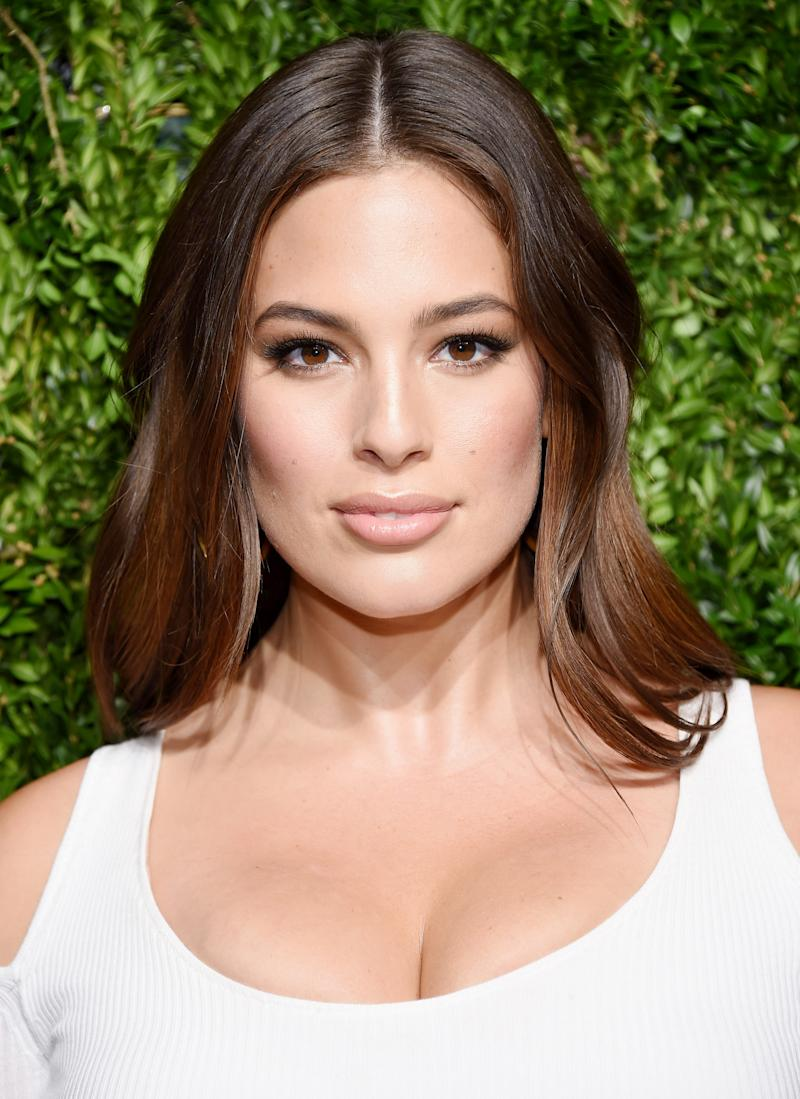 Ashley Graham Rides a Camel in a Booty-Baring Bikini During Moroccan Vacay